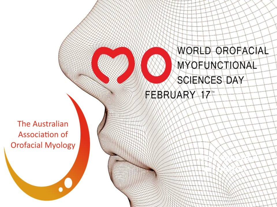 World Myofunctional Sciences Day